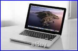 Apple MacBook Pro 13 2.9 GHz i7 500GB SSD 8GB RAM CD/DVD Mid 2012 FAST