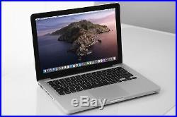 Apple MacBook Pro 13 2.9 GHz i7 750GB HDD 8GB RAM CD/DVD Mid 2012 EXCELLENT