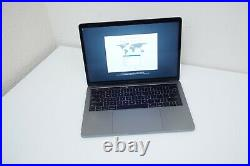 Apple MacBook Pro 13 3.1 GHz i5 256GB 8GB RAM Mid 2017 Touch Bar VALUED BUY