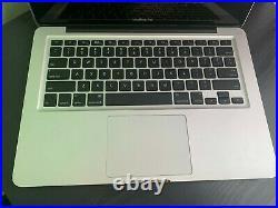 Apple MacBook Pro (13.3, 2GB, 160GB, El Capitan, A1278, Mid 2009) MB990LL/A