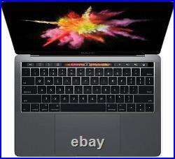 Apple MacBook Pro 13.3 8GB 256GB (Mid 2017) Mpxv2ll/a With Touchbar