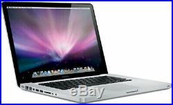 Apple MacBook Pro 13.3-Inch Intel Core 2 Duo 2.40GHz 4GB RAM 500GB HDD Mid 2010