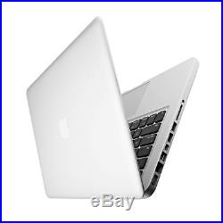 Apple MacBook Pro 13.3 Intel Core i5 2.5GHz 8GB RAM 1TB HDD Mid 2012 OS Mojave