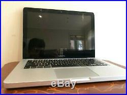 Apple MacBook Pro 13.3 Laptop MD102LLA (Mid, 2012), i5 2.9Ghz, 4Gb DDR3 RAM