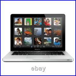 Apple MacBook Pro 13.3 (Mid 2012) Core i7 2.9GHz, 8GB RAM, 750GB HDD HD Cam