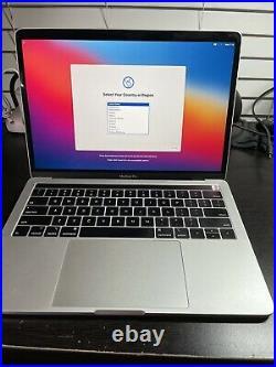 Apple MacBook Pro 13.3 Mid 2019 256GB SSD, Intel Core i5 8th Gen, 16GB RAM
