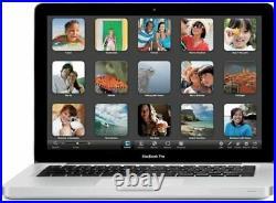 Apple MacBook Pro 13.3 i5 8GB 500GB (Mid 2012) MD101LL/A