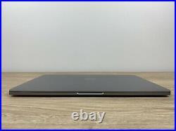 Apple MacBook Pro 13, 512GB SSD, 16GB RAM (mid 2017, Space Gray, A1708, UK)
