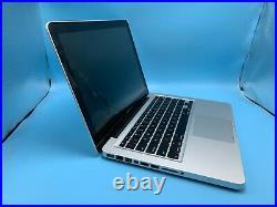 Apple MacBook Pro 13 A1278 2.5GHz Intel Core i5 8GB RAM 256GB SSD Mid 2012