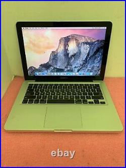 Apple MacBook Pro 13 A1278 2.5GHz Intel i5 4GB RAM 500GB HDD Mid 2012