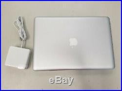 Apple MacBook Pro 13 A1278 2.9GHz Intel Core i7 8GB RAM 128GB SSD Mid 2012