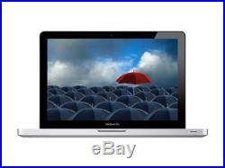 Apple MacBook Pro 13 A1278 MC374LL/A Mid 2010 Core 2 Duo 2.4GHz 4GB 250GB B