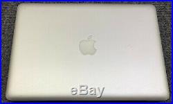 Apple MacBook Pro 13 A1278 MD101LL/A Mid 2012 Laptop i5-3210M, 8GB RAM 256GB SSD