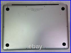 Apple MacBook Pro 13 A1278 Mid-2012 Intel i5-3210M 4GB 500GB macOS 10.15 ZY