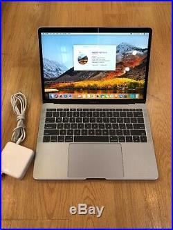 Apple MacBook Pro 13 A1708 MPXQ2LL/A Mid 2017 Core i5 2.3GHz 8GB 128GB A Silver