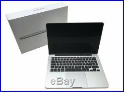 Apple MacBook Pro 13 Core i5 2.7Ghz 8GB 256GB SSD (Mid 2015) A Grade Apple BOX