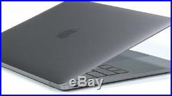 Apple MacBook Pro 13 Core i7 2.5Ghz 16GB 1TB Silver Mid-2017 A+ Grade CC 72