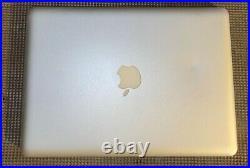 Apple MacBook Pro 13 Intel Core 2.4Ghz 8GB 512GB SSD Mid 2010 A1278