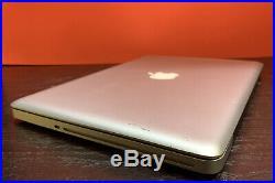 Apple MacBook Pro 13 Laptop Mid 2012 MOJAVE 750GB 4GB 2.5GHz Core i5