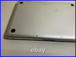 Apple MacBook Pro 13 Mid-2012 A1278 / 2.9 GHz Intel Core i7 / 8GB RAM 750GB HDD