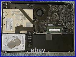 Apple MacBook Pro 13 Mid 2012 Core I5 2.5ghz 8GB RAM 1TB Seagate HDD
