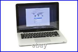 Apple MacBook Pro 13 Mid 2012 Core i5 2.5GHz 8GB RAM 500GB HDD A1278 Used