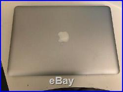 Apple MacBook Pro 13 Mid-2012 Intel Core I5 2.5GHz 4GB Ram 128GB SSD