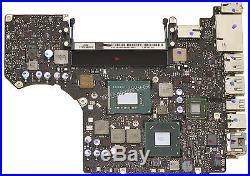 Apple MacBook Pro 13 Mid-2012 Motherboard EMC 2554 31PGKMB00K0 31PGKMB00E0