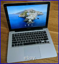 Apple MacBook Pro 13 Mid-2012 i5 2.5GHz 8GB RAM 500GB HDD, withCharger