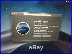 Apple MacBook Pro (13 Mid 2018) 2.3 GHz Intel core i5 8GB Ram 500GB SSD MS Offi