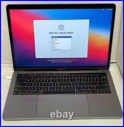 Apple MacBook Pro 13 Touch Bar 2.4GHz 8GB RAM 256 GB SSD (Mid 2019)-Space Gray