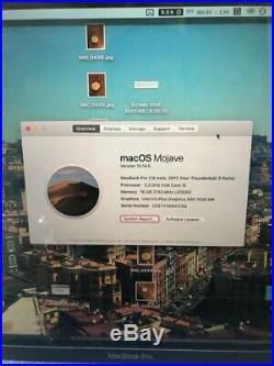 Apple MacBook Pro 13 Touchbar i5 3.3 GHz 256 GB SSD 16 GB RAM (Mid 2017, Grey)