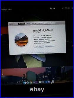 Apple MacBook Pro 13 inch Mid 2010 Core 2 Duo, 16 GB RAM, 320gb HDD