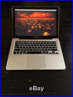 Apple MacBook Pro 13-inch Mid 2012 2.5ghz photoshop Office Fcp- Logic