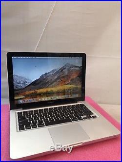 Apple MacBook Pro (13-inch, Mid 2012) 2.9 GHz Core i7, 250 GB SSD, 16GB RAM