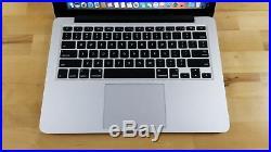 Apple MacBook Pro (13-inch Mid 2014) 3.0 GHz Intel core i7 512GB SSD 16GB RAM