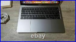 Apple MacBook Pro (13-inch Mid 2017) 2.3 GHz Intel core i5 256GB SSD 16GB RAM