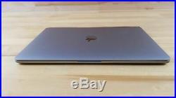 Apple MacBook Pro (13-inch Mid 2017) 2.5 GHz Intel core i7 512GB SSD 16GB RAM