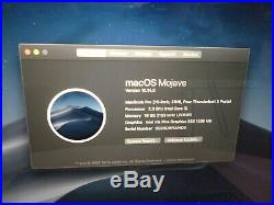 Apple MacBook Pro (13-inch Mid 2018) 2.3 GHz Intel core i5 16GB Ram 1TB SSD MS O