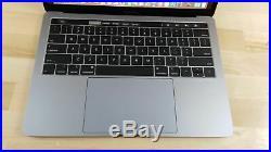 Apple MacBook Pro (13-inch Mid 2018) 2.3 GHz Intel core i5 512GB SSD 8GB RAM