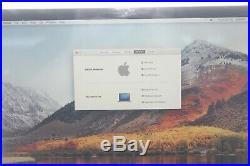 Apple MacBook Pro (13-inch Mid 2018) 2.7 GHz Intel core i7 512GB SSD 16GB RAM