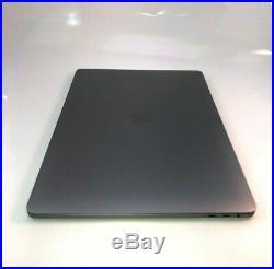 Apple MacBook Pro (15,1) Core i9 2.9 GHz 32GB RAM 15 (Mid 2018)