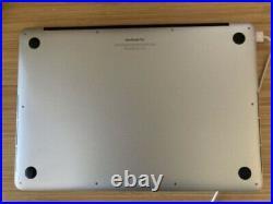 Apple MacBook Pro 15 2.2 GHz i7 256GB SSD 16GB RAM Mid 2015