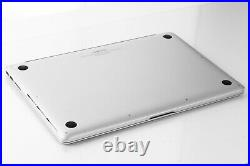 Apple MacBook Pro 15 2.2 GHz i7 256GB SSD 16GB RAM Mid 2015 STRONG 97% Battery