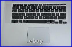 Apple MacBook Pro 15 2.5 GHz i7 512GB SSD 16GB RAM 2GB GFX Mid 2014 93% Battery