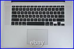 Apple MacBook Pro 15 2.8 GHz Core i7 512GB SSD 16GB RAM Dual GFX Mid 2015 SWIFT
