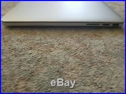 Apple MacBook Pro 15 2.8 GHz i7 (Mid 2015) 16GB RAM, 1TB SSD, AMD Radeon