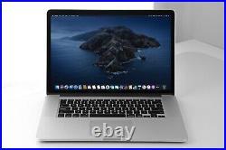 Apple MacBook Pro 15 2012 Retina 2.7 GHz i7 768GB SSD 16GB RAM 1GB GFX VIBRANT