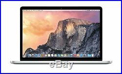 Apple MacBook Pro 15.4 256GB SSD 16GB RAM 2.20GHz RETINA MJLQ2LL/A MID 2015
