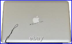 Apple MacBook Pro 15.4 A1286 Mid 2012 LCD Clamshell Assembly 661-6504 B